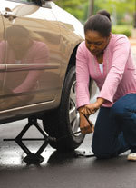 Woman_changing_tire