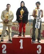 Laleh_seddigh_podium_3