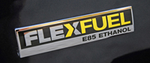 2007c hevy tahoe ltz flex fuel badge