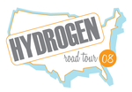 hydrogen road tour logo
