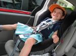 car seat kid