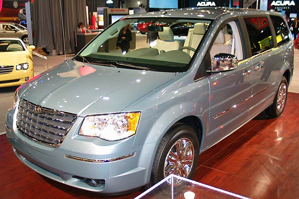 Ap 2008 Chrysler Town And Country F
